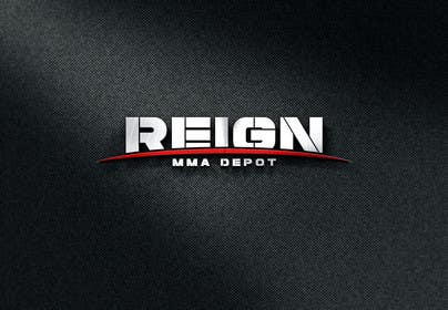#97 for Design a FRESH and INTERESTING Logo for REIGN MMA DEPOT af vsourse009