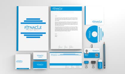 #70 for Design a Logo for Fitnacle Gym af shanzaedesigns