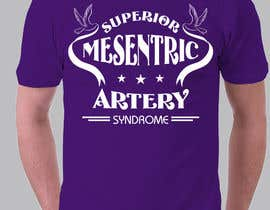 #11 for Design a T-Shirt for Superior Mesenteric Artery Syndrome af antaresart26