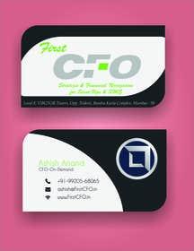 #1 untuk Cards-FirstCFO oleh rjsoni1992