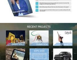 #12 for Design a Website Mockup for beyond films by timimalik