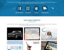 #13 for Design a Website Mockup for beyond films by phpgeek92