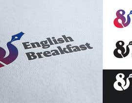 #24 untuk Logo for English and Breakfast English classes oleh iravishnewskaya