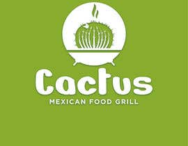 """#137 for LOGO design for """"Cactus"""" a fast food Mexican  grill ! af marlopax"""