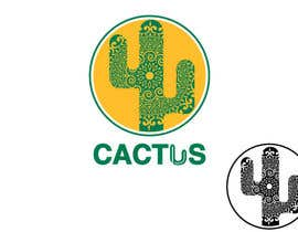 """#154 for LOGO design for """"Cactus"""" a fast food Mexican  grill ! af ksudhaudupa"""
