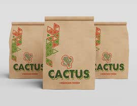 """#134 for LOGO design for """"Cactus"""" a fast food Mexican  grill ! af MonkeysStudio"""