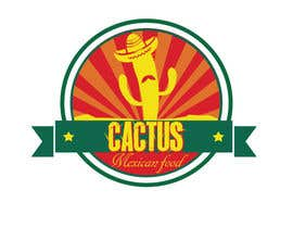"""#88 for LOGO design for """"Cactus"""" a fast food Mexican  grill ! af vghetu"""