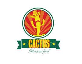 """#92 for LOGO design for """"Cactus"""" a fast food Mexican  grill ! af vghetu"""