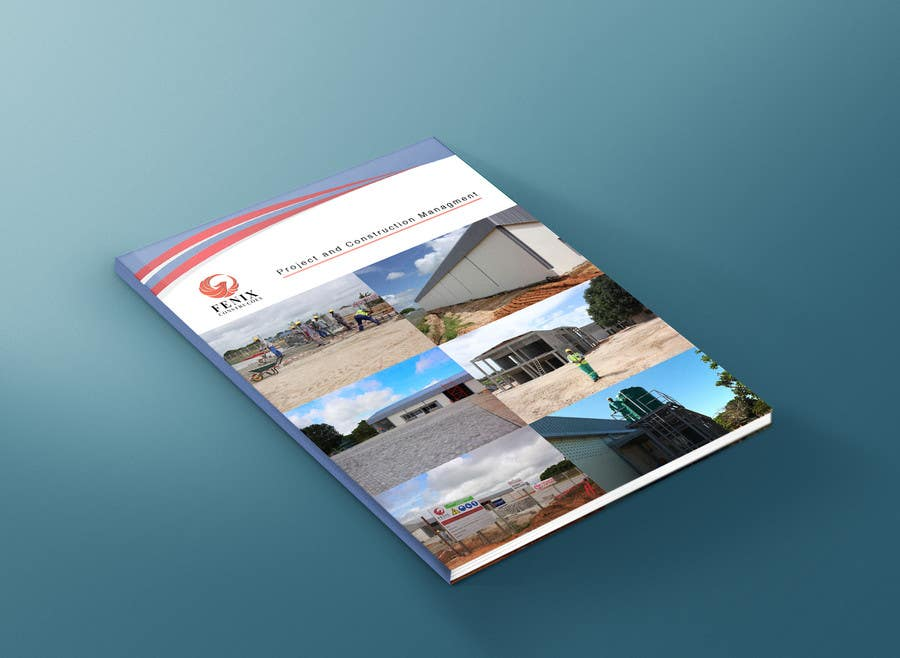 Penyertaan Peraduan #16 untuk Design a multi-purpose brochure for Construction Company