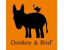 #4 untuk Design a Logo for Donkey & Bird - fashion label oleh JeasonBradLewis