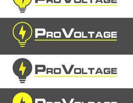 #33 for Design a Logo for ProVoltage by fb55771e3ac15ae