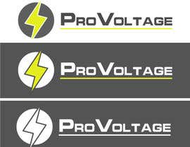 #34 for Design a Logo for ProVoltage by fb55771e3ac15ae
