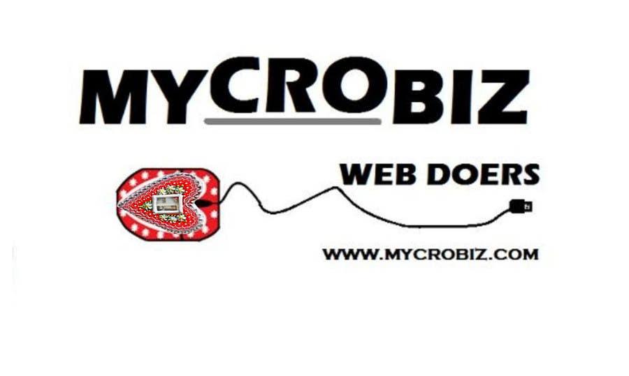 Penyertaan Peraduan #17 untuk Design a Logo for www.mycrobiz.com