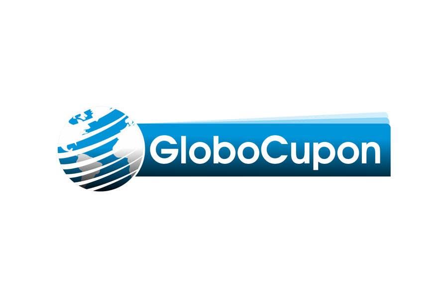 Kilpailutyö #367 kilpailussa Logo Design for globocupon.com