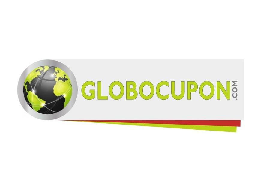 Kilpailutyö #427 kilpailussa Logo Design for globocupon.com