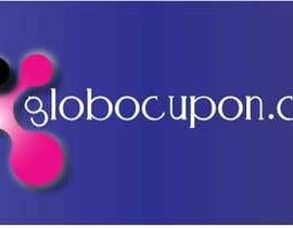#452 para Logo Design for globocupon.com por rajeshvyas5