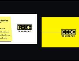 Shrey0017 tarafından Design some Business Cards for DEDE Transport için no 30