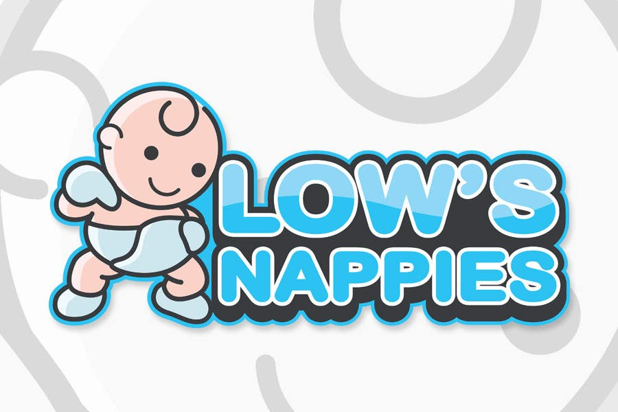 Contest Entry #18 for Logo Design for Low's Nappies