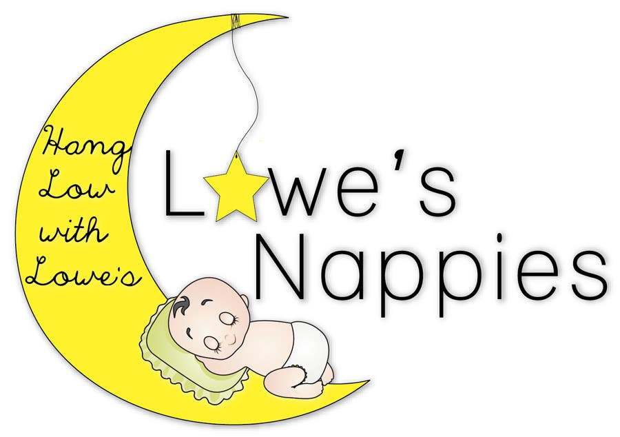 Contest Entry #119 for Logo Design for Low's Nappies
