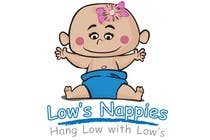 Graphic Design Contest Entry #70 for Logo Design for Low's Nappies