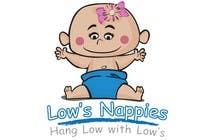 Graphic Design Inscrição do Concurso Nº70 para Logo Design for Low's Nappies