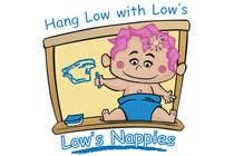 Graphic Design Inscrição do Concurso Nº50 para Logo Design for Low's Nappies