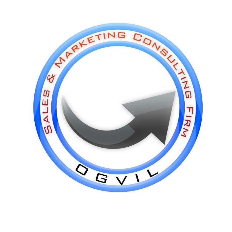 Penyertaan Peraduan #34 untuk Design a Logo for a sales and marketing consulting firm