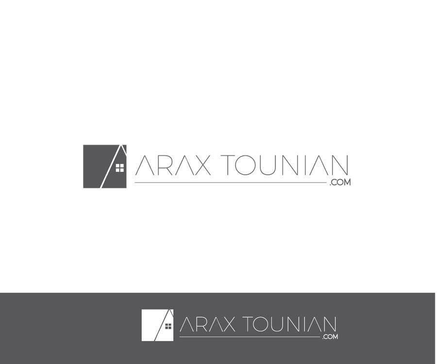 Penyertaan Peraduan #21 untuk Design a Logo for AraxTounian.com