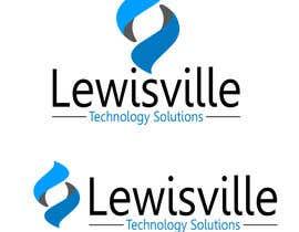#57 for Design a Logo for a public website: http://LewisvilleTS.com af hamzahafeez2000