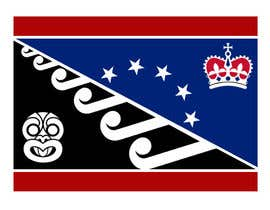 #137 untuk Design the New Zealand flag by 10pm NZT tonight oleh Hirenkarsadiya