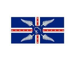#775 cho Design the New Zealand flag by 10pm NZT tonight bởi infinityvash