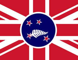 #312 untuk Design the New Zealand flag by 10pm NZT tonight oleh ravinderss2014