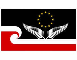rafaEL1s tarafından Design the New Zealand flag by 10pm NZT tonight için no 284