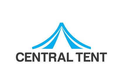 #44 cho Central Tent Logo Re-Design bởi mamun990