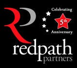 Graphic Design Konkurrenceindlæg #65 for Design a Logo for Redpath Partners' 5 Year Anniversary