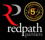 Graphic Design Konkurrenceindlæg #67 for Design a Logo for Redpath Partners' 5 Year Anniversary