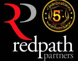 #67 for Design a Logo for Redpath Partners' 5 Year Anniversary af Corbusllp