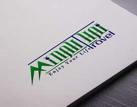 #12 untuk Thiết kế Logo for Minh Hai Travel oleh AhmedAmoun