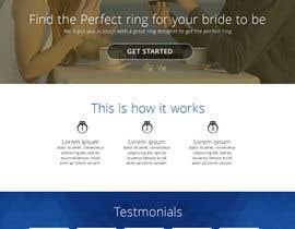 yoyojorjor tarafından Design a Website home / landing page için no 34