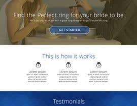 yoyojorjor tarafından Design a Website home / landing page için no 35