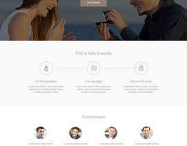 #23 untuk Design a Website home / landing page oleh lx2design
