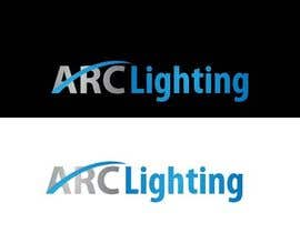 #33 para Design a Logo for Arc Lighting por naukad