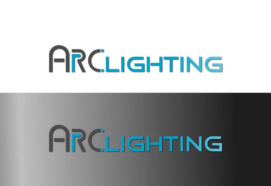Bài tham dự cuộc thi #40 cho Design a Logo for Arc Lighting