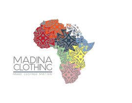 #15 untuk Design a Logo for Madina Clothing a Charitable Company in the UK Supporting The Gambia -- 2 oleh ToDo2ontheroad
