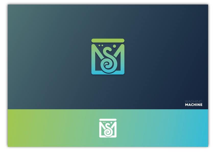 Konkurrenceindlæg #19 for Logo design of a washing machine