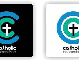 "#21 untuk Design a Logo and Banner for ""Catholic Connection"" Organization oleh pernas"