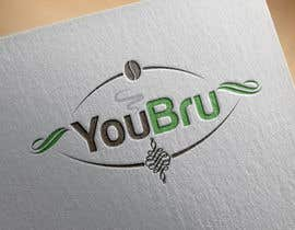 #290 for Design a Logo for YouBru by Pierro52