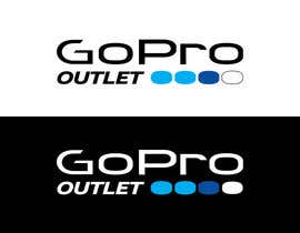 #27 for Design a Logo for GoPro-Outlet.com by etherlees