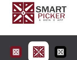 "jbgraphicz tarafından Logo Contest for the mobile app ""Smart Picker for Dota 2"" için no 18"