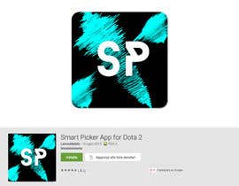 "PFede tarafından Logo Contest for the mobile app ""Smart Picker for Dota 2"" için no 25"